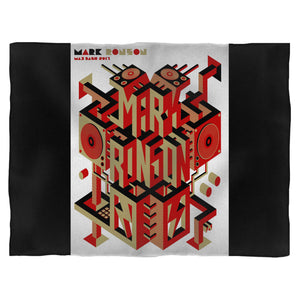 Mark Ronson Augmented Reality Blanket