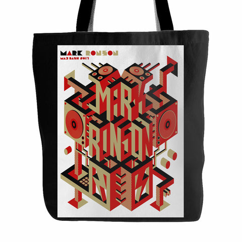 Mark Ronson Augmented Reality Tote Bag