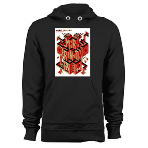 Mark Ronson Augmented Reality Unisex Hoodie