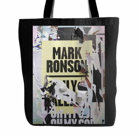 Mark Ronson Oh My God Tote Bag