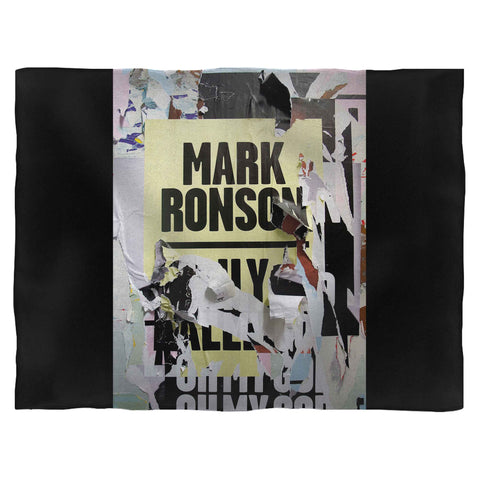 Mark Ronson Oh My God Blanket