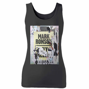 Mark Ronson Oh My God Woman's Tank Top