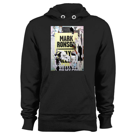 Mark Ronson Oh My God Unisex Hoodie