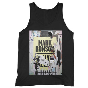 Mark Ronson Oh My God Man's Tank Top