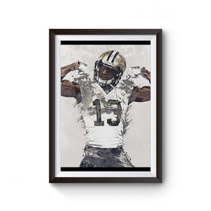 Michael Thomas New Orleans Saints Poster
