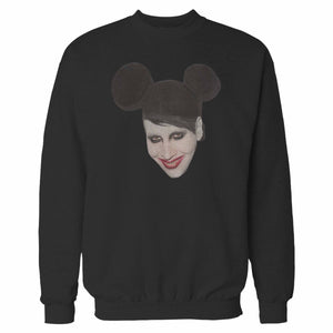 Mickey Marilyn Manson Punk Sweatshirt