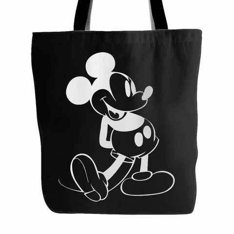 Mickey Mouse Disney World Disney Land Tote Bag