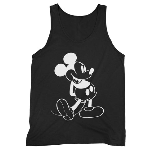 Mickey Mouse Disney World Disney Land Man's Tank Top