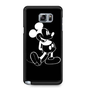 Mickey Mouse Disney World Disney Land Samsung Galaxy Note 4 / Note 5 Case