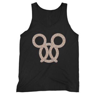 Mickey Pretzel 1 Man's Tank Top