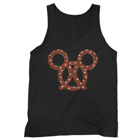 Mickey Pretzel 2 Man's Tank Top