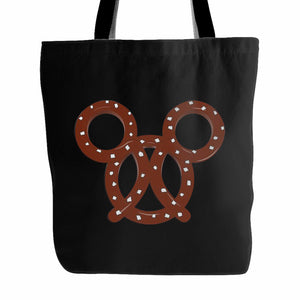 Mickey Pretzel 2 Tote Bag