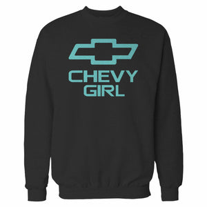 Mint Chevy Girl Sweatshirt