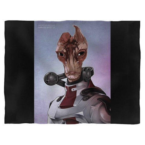 Mordin Solus Mass Effect Part 2 Blanket