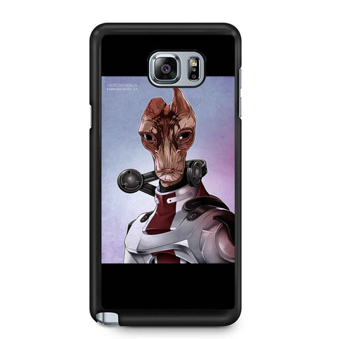 Mordin Solus Mass Effect Part 2 Samsung Galaxy Note 4 / Note 5 Case