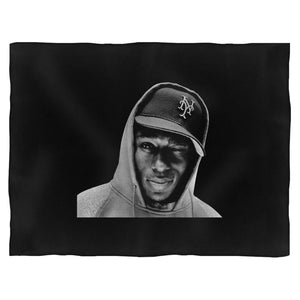 Mos Def Hip Hop Rap Music Blanket