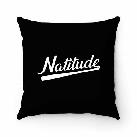 Natitude Washington Nationals Sports Team 1 Pillow Case Cover