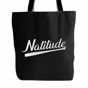 Natitude Washington Nationals Sports Team 1 Tote Bag