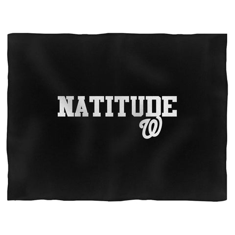 Natitude Washington Nationals Sports Team 2 Blanket