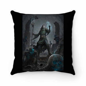 Necromancer Roman Tishenin Pillow Case Cover