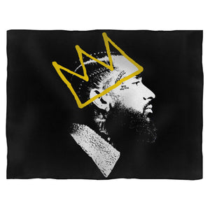 Nipsey Hussle Hiphop Rap Music Blanket