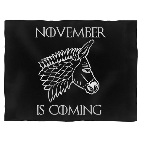 November Is Coming Blanket