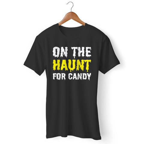 On The Haunt For Candy Man's T-Shirt
