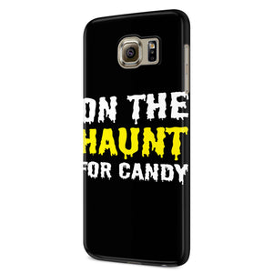 On The Haunt For Candy Samsung Galaxy S6 S6 Edge Plus/ S7 S7 Edge / S8 S8 Plus / S9 S9 plus 3D Case