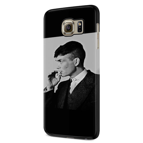 Peaky Blinders Smoking Tommy Shelby Samsung Galaxy S6 S6 Edge Plus/ S7 S7 Edge / S8 S8 Plus / S9 S9 plus 3D Case