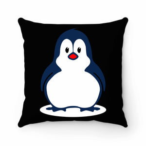 Penguin Cartoon Pillow Case Cover