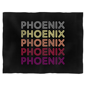 Phoenix Arizona Blanket