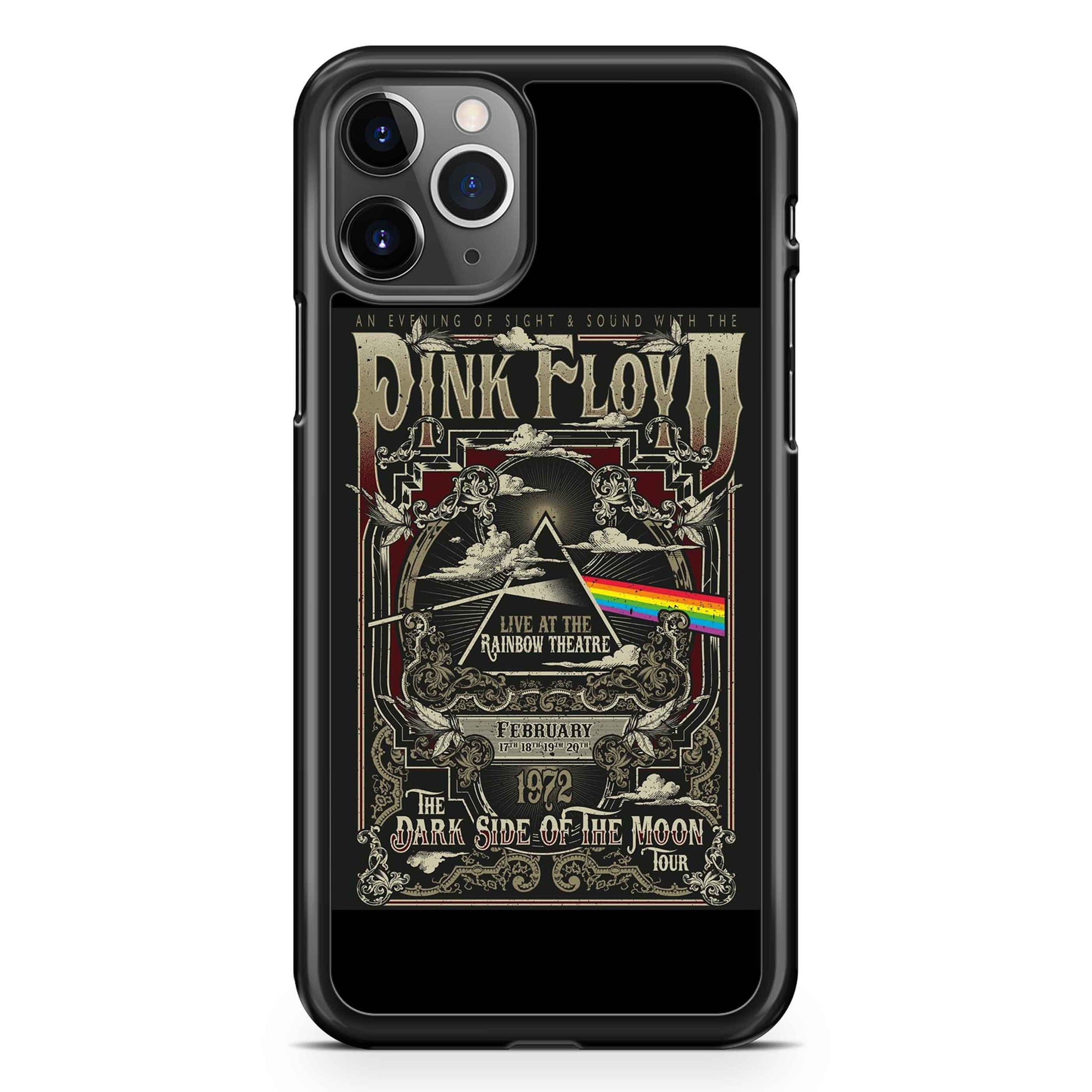 Pink Floyd Rainbow Theatre iPhone 11 / 11 Pro / 11 Pro Max Case
