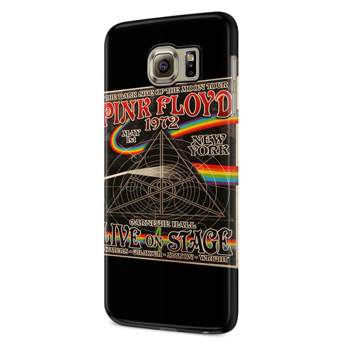 Pink Floyd The Dark Side Of The Moon Tour Samsung Galaxy S6 S6 Edge Plus/ S7 S7 Edge / S8 S8 Plus / S9 S9 plus 3D Case