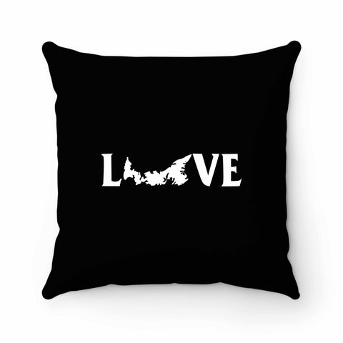 Prince Edward Island Love Pillow Case Cover