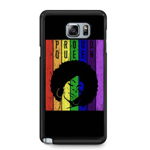 Proud Queen Samsung Galaxy Note 4 / Note 5 Case