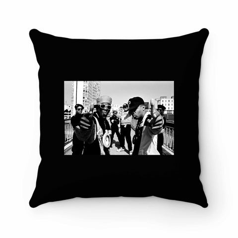 Public Enemy Pillow Case Cover