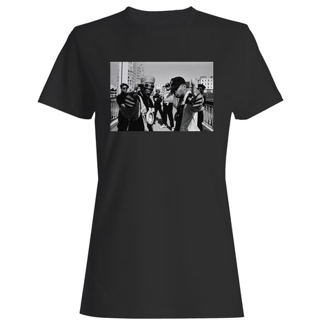 Public Enemy Woman's T-Shirt