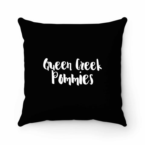 Queen Creek Pommies Pillow Case Cover