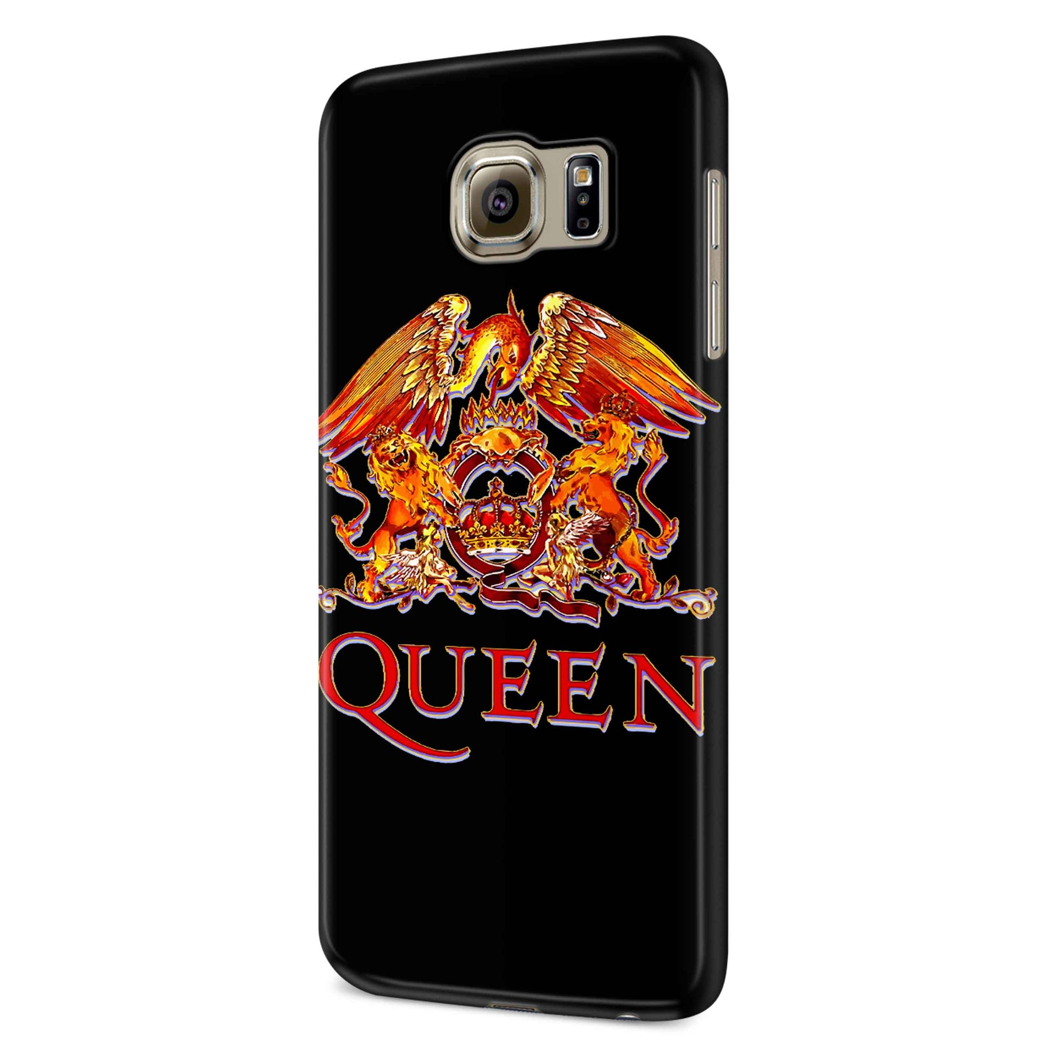 Queen Freddie Mercury Legend 1 Samsung Galaxy S6 S6 Edge Plus/ S7 S7 Edge / S8 S8 Plus / S9 S9 plus 3D Case