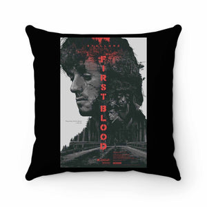 Rambo First Blood Sylvester Stallone Pillow Case Cover