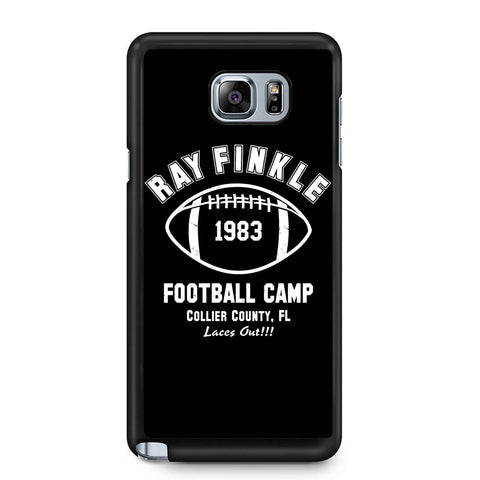 Ray Finkle Football Camp Laces Out Samsung Galaxy Note 4 / Note 5 Case