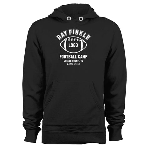 Ray Finkle Football Camp Laces Out Unisex Hoodie
