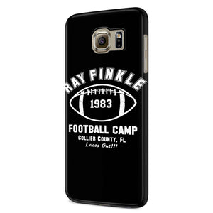 Ray Finkle Football Camp Laces Out Samsung Galaxy S6 S6 Edge Plus/ S7 S7 Edge / S8 S8 Plus / S9 S9 plus 3D Case