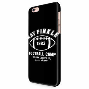 Ray Finkle Football Camp Laces Out iPhone 6/6S/6S Plus | 7/7S/7S Plus | 8/8S/8S Plus| X/XS/XR/XS Max 3D Case