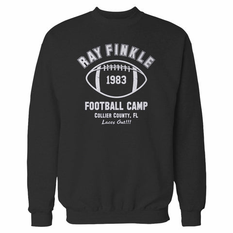 Ray Finkle Football Camp Laces Out Sweatshirt