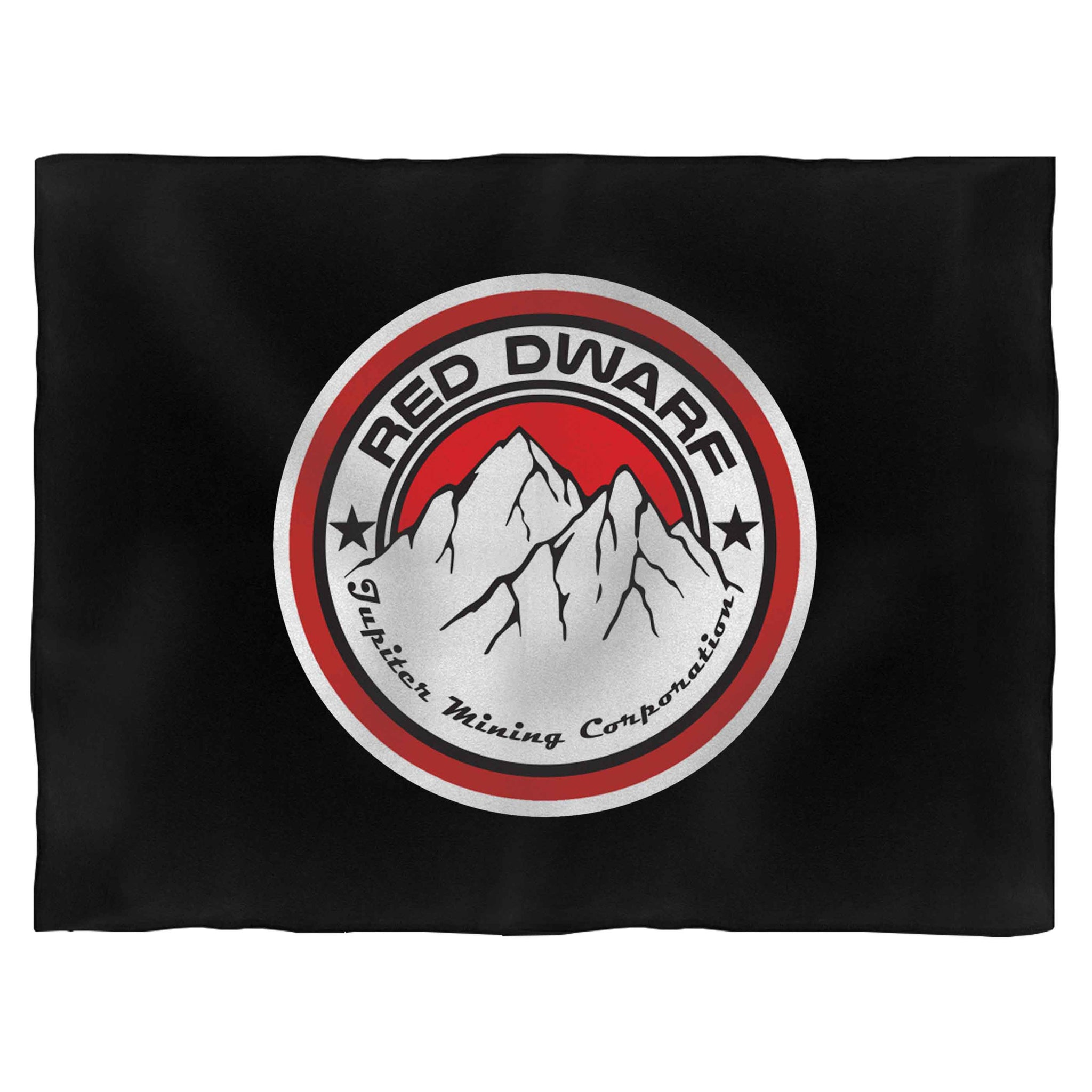 Red Dwarf Jupiter Mining Corporation Blanket
