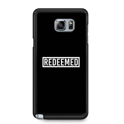 Redeemed Christian Samsung Galaxy Note 4 / Note 5 Case