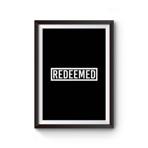 Redeemed Christian Poster