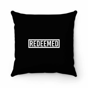 Redeemed Christian Pillow Case Cover