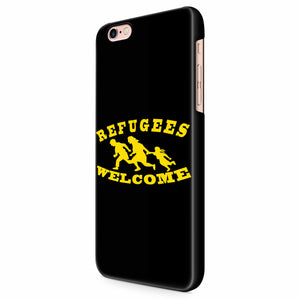 Refugees Welcome iPhone 6/6S/6S Plus | 7/7S/7S Plus | 8/8S/8S Plus| X/XS/XR/XS Max 3D Case